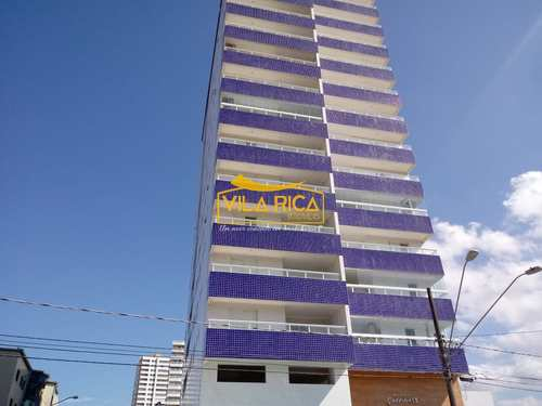 Apartamento, código 376930 em Praia Grande, bairro Aviação