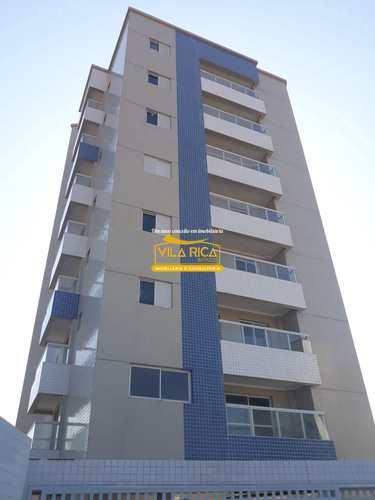 Apartamento, código 377047 em Praia Grande, bairro Tupi