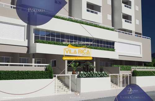 Apartamento, código 377061 em Praia Grande, bairro Guilhermina