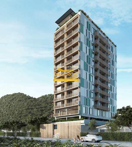 Apartamento, código 377076 em Praia Grande, bairro Canto do Forte