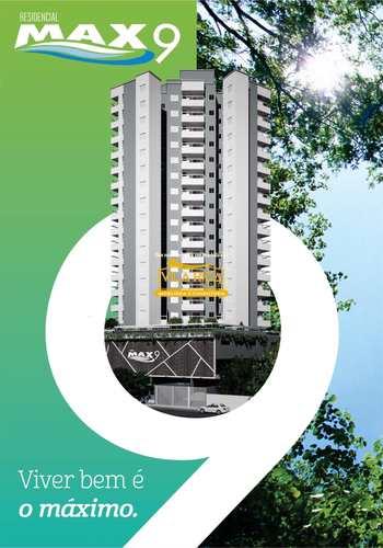 Apartamento, código 377092 em Praia Grande, bairro Caiçara