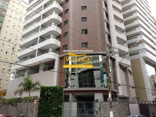 Apartamento, código 377110 em Praia Grande, bairro Canto do Forte
