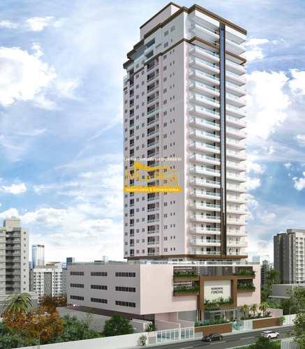 Apartamento, código 377119 em Praia Grande, bairro Guilhermina