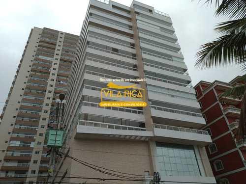 Apartamento, código 377141 em Praia Grande, bairro Aviação