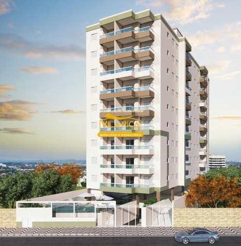 Apartamento, código 377178 em Praia Grande, bairro Tupiry
