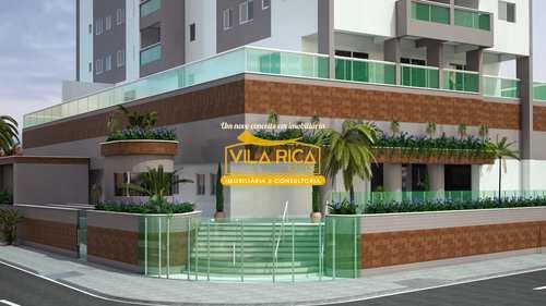 Apartamento, código 377185 em Praia Grande, bairro Aviação