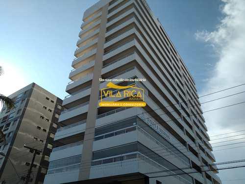 Apartamento, código 377239 em Praia Grande, bairro Caiçara