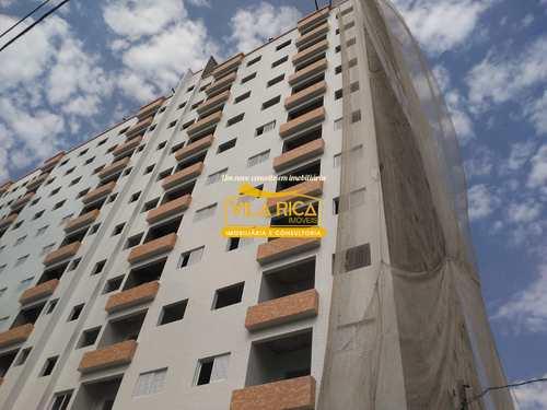 Apartamento, código 377285 em Praia Grande, bairro Mirim