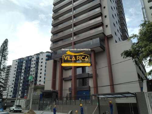 Apartamento, código 377293 em Praia Grande, bairro Guilhermina