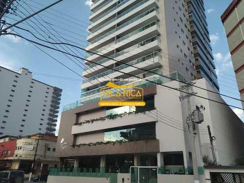 Apartamento, código 377353 em Praia Grande, bairro Caiçara