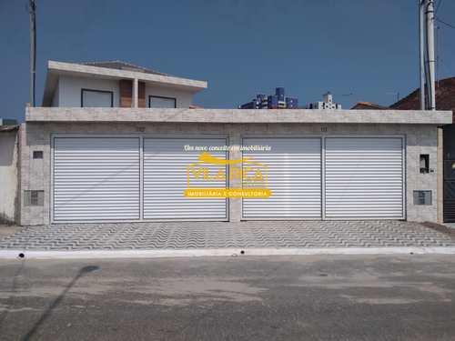 Sobrado, código 377372 em Praia Grande, bairro Caiçara