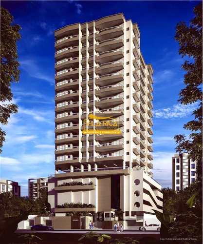 Apartamento, código 377383 em Praia Grande, bairro Aviação