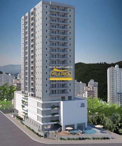 Apartamento, código 377430 em Praia Grande, bairro Real