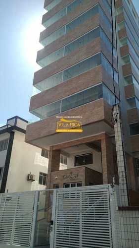 Apartamento, código 377452 em Praia Grande, bairro Guilhermina