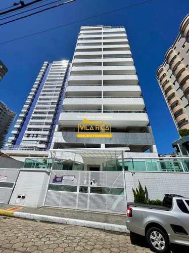 Apartamento, código 377476 em Praia Grande, bairro Aviação