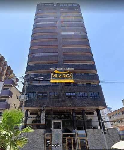 Apartamento, código 377535 em Praia Grande, bairro Guilhermina