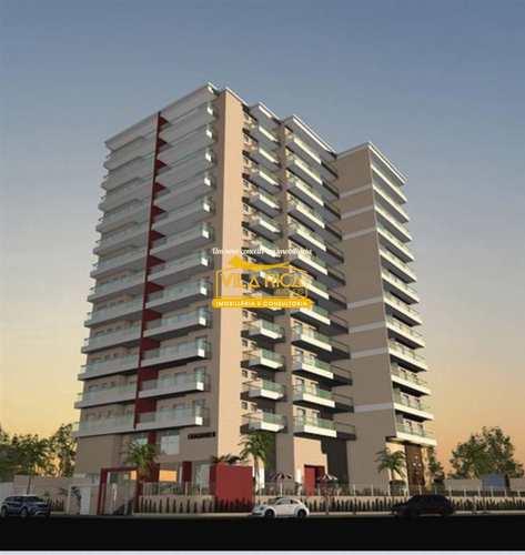 Apartamento, código 377614 em Praia Grande, bairro Caiçara