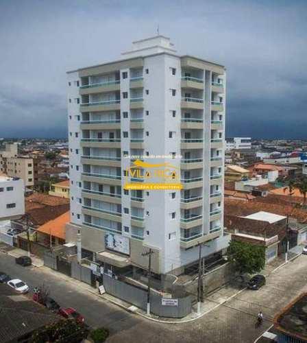 Apartamento, código 377686 em Praia Grande, bairro Guilhermina