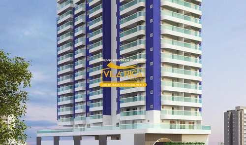 Apartamento, código 377725 em Praia Grande, bairro Aviação