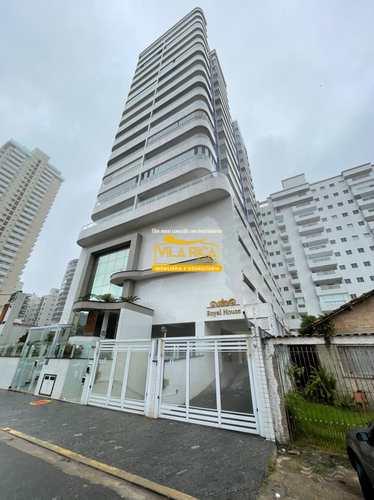 Apartamento, código 377878 em Praia Grande, bairro Canto do Forte