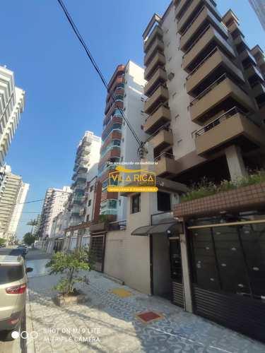 Apartamento, código 377912 em Praia Grande, bairro Guilhermina