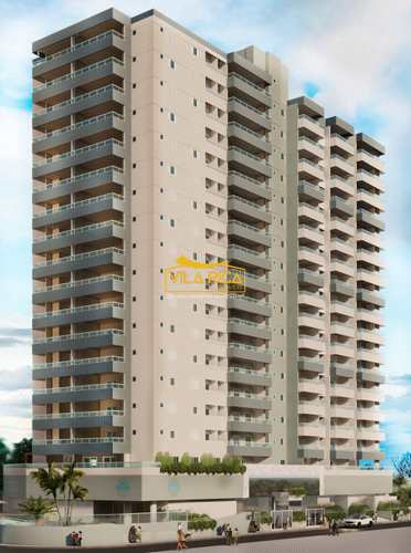 Apartamento, código 377952 em Praia Grande, bairro Caiçara
