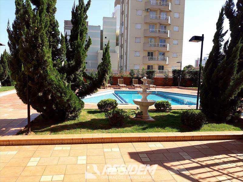 Apartamento em Bauru, bairro Jardim Panorama
