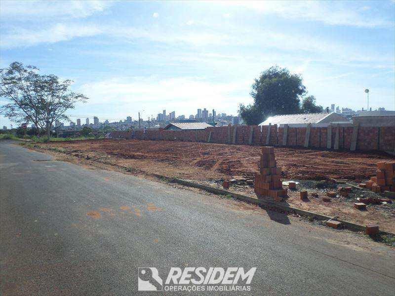 Terreno em Bauru, no bairro Vila São Francisco