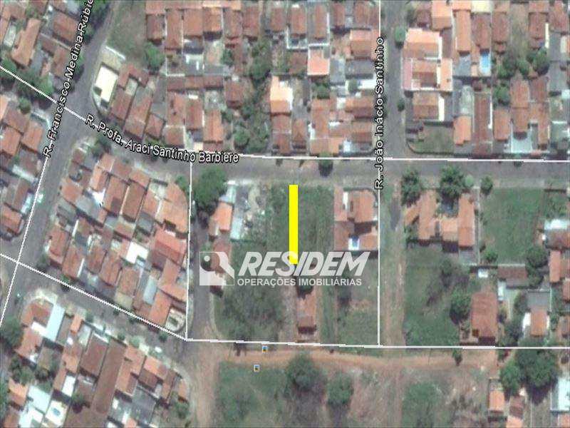 Terreno em Bauru, bairro Jardim Fonte do Castelo