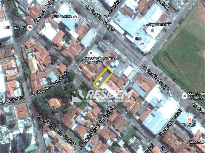 Terreno em Bauru, bairro Jardim Aeroporto
