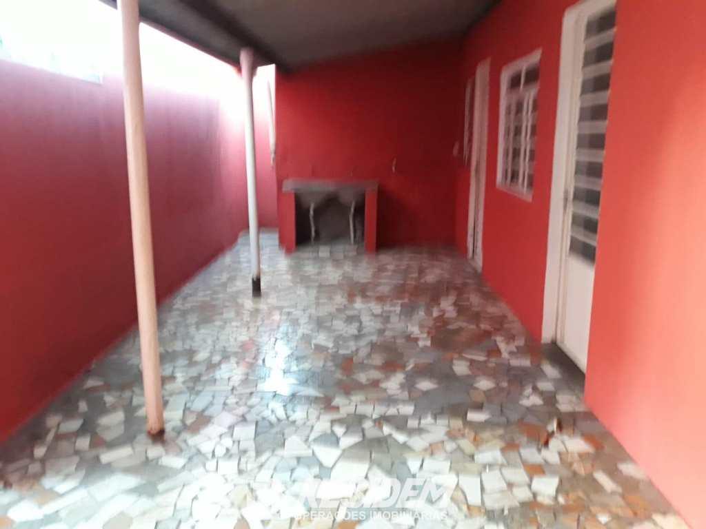 Casa em Bauru, no bairro Núcleo Habitacional Mary Dota