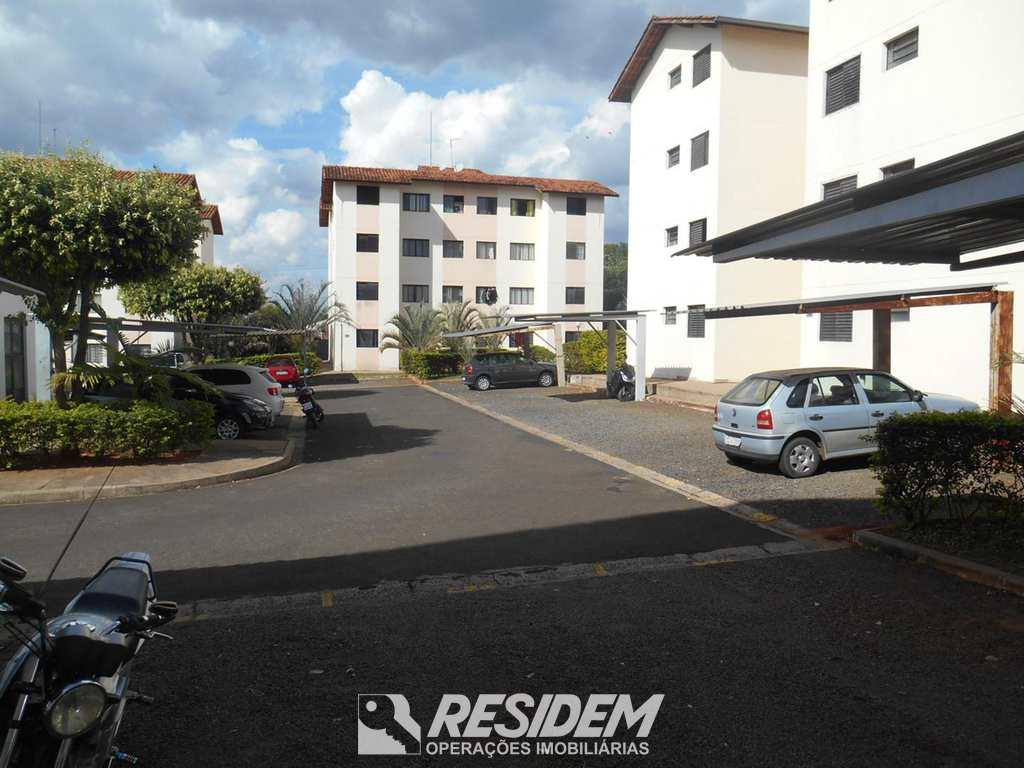 Apartamento em Bauru, bairro Vila Carolina