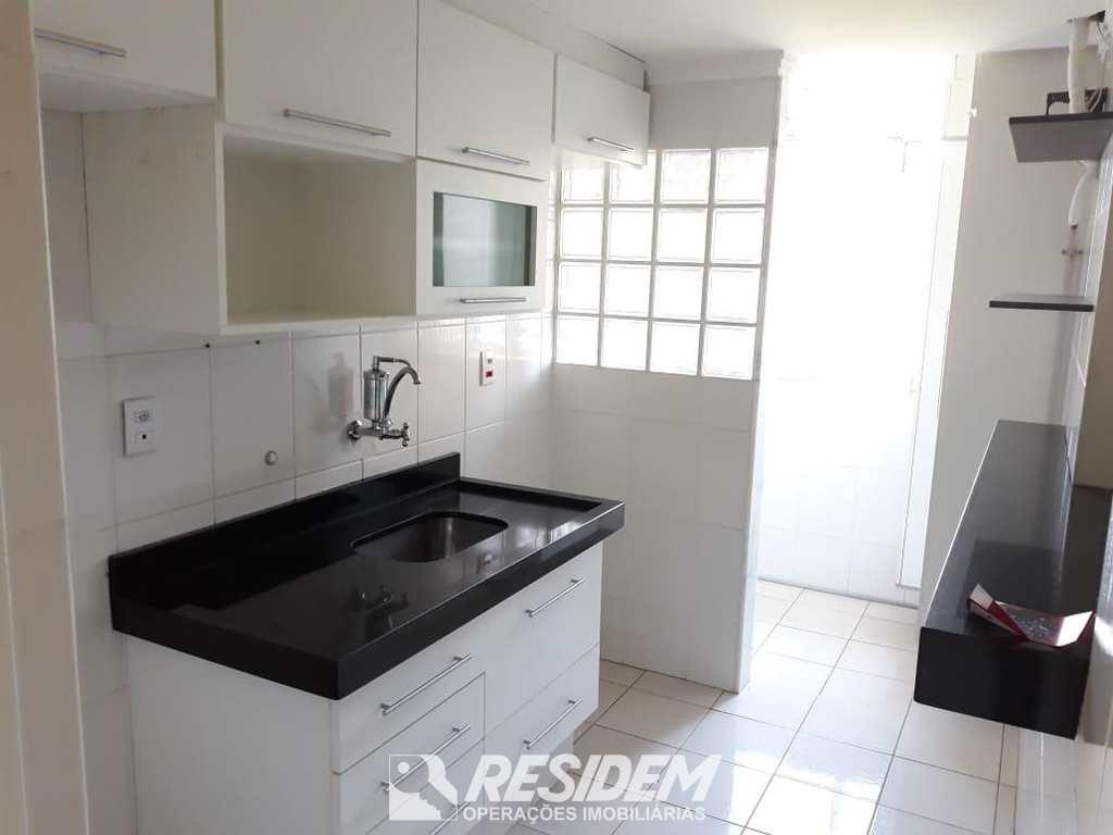 Apartamento em Bauru, no bairro Parque Residencial das Camélias
