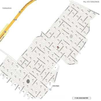 Terreno em Bauru, bairro Parque Industrial Manchester