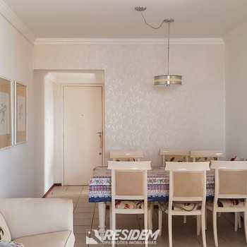 Apartamento em Bauru, bairro Jardim Amália