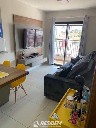 Apartamento, código 99523101 em Bauru, bairro Vila Cidade Universitária