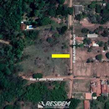 Terreno em Bauru, bairro Chácaras Cornélia