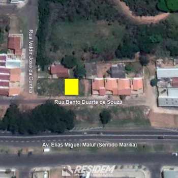 Terreno em Bauru, bairro Vila Industrial