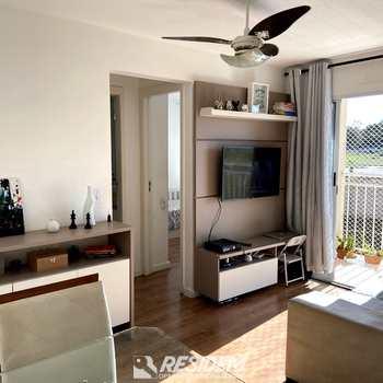 Apartamento em Bauru, bairro Parque São João