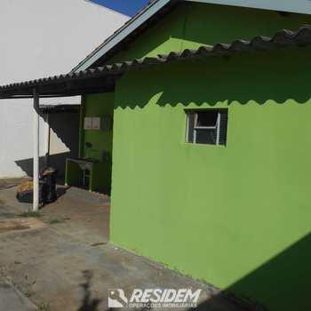 Casa em Bauru, bairro Novo Jardim Pagani