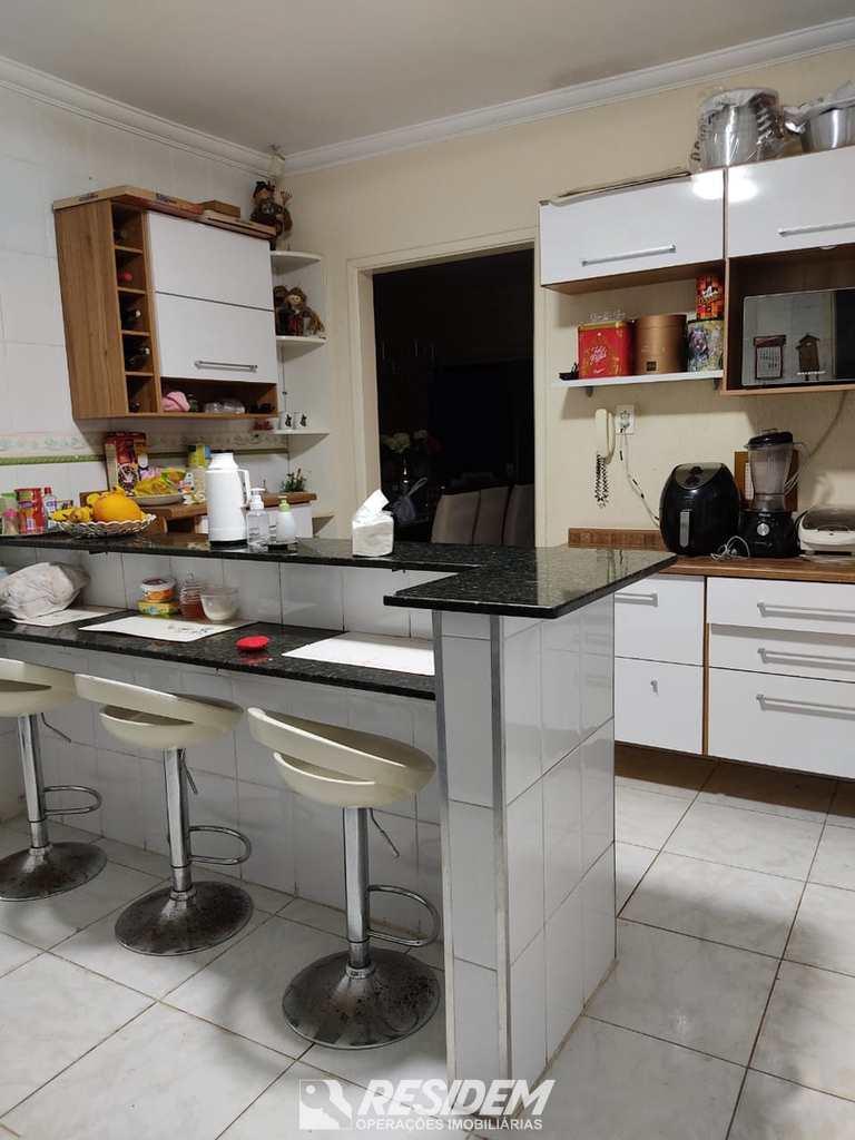 Casa em Bauru, no bairro Jardim Vânia Maria