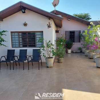 Casa em Bauru, bairro Jardim Solange