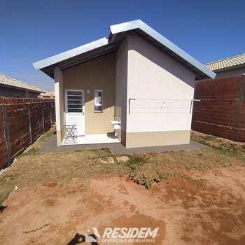 Casa em Bauru, bairro Vargem Limpa L