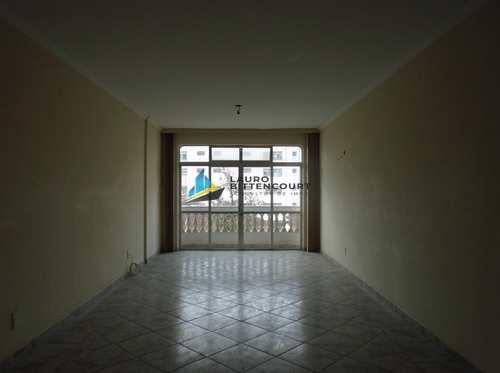 Apartamento, código 7726 em Santos, bairro Gonzaga