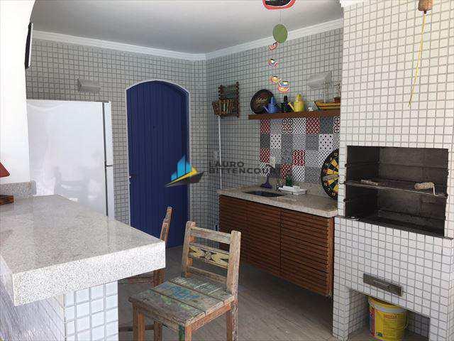 Casa em Guarujá, bairro Enseada