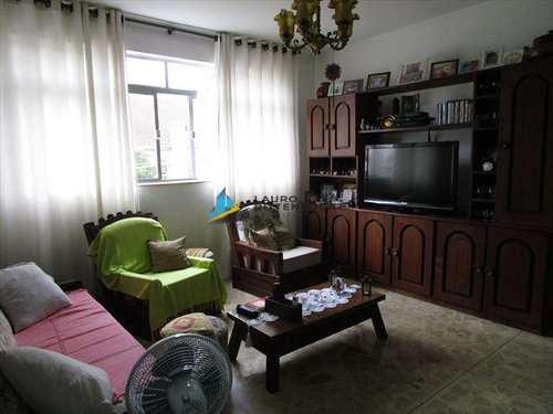 Apartamento, código 7709 em Santos, bairro Boqueirão
