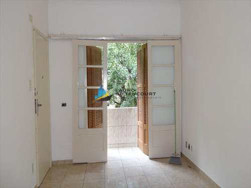 Apartamento, código 7703 em Santos, bairro Boqueirão