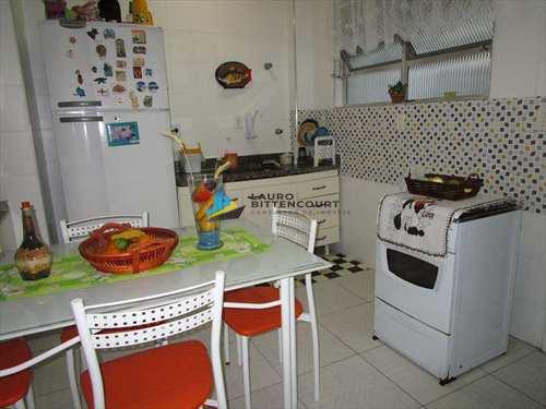 Apartamento, código 7697 em Santos, bairro Aparecida