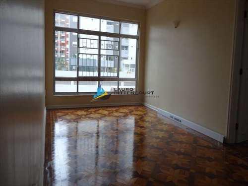 Apartamento, código 7678 em Santos, bairro Embaré