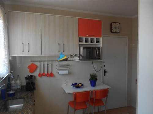 Apartamento, código 7660 em Santos, bairro Aparecida